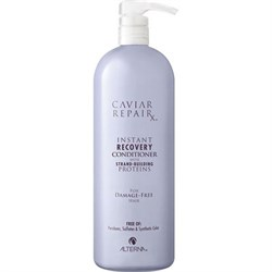 "Кондиционер ""Alterna Caviar Repair Rx Instant Recovery Conditioner Быстрое восстановление"" 1000мл - фото 38757"