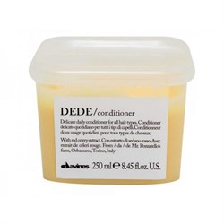 "Кондиционер ""Davines Essential Haircare DEDE Conditioner delicate"" 250мл для волос деликатный - фото 38822"