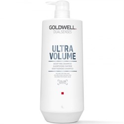 "Шампунь ""Goldwell Dualsenses Ultra Volume Bodifying Shampoo"" 1000мл для объема - фото 40126"
