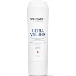 "Кондиционер ""Goldwell Dualsenses Ultra Volume Bodifying Conditioner"" 200мл для объема - фото 40128"
