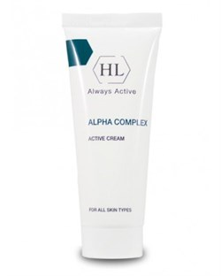 Крем Holy Land Alpha Complex Multifruit System Active Cream активный 70 мл - фото 40336